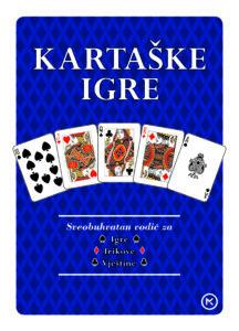Naslovnica knjige: KARTAŠKE IGRE