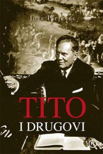 Naslovnica knjige: TITO I DRUGOVI