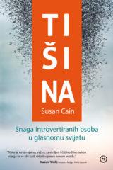 Naslovnica knjige: TIŠINA