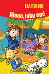 Naslovnica knjige: Djeco, laku noć
