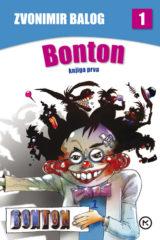 Naslovnica knjige: Bonton 1