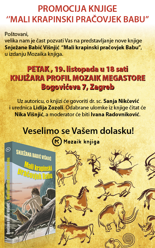 Promocija knjige Snježane Babić Višnjić
