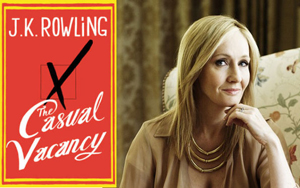 J.K.Rowling- prvi roman za odrasle hrvatsko izdanje