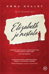 Naslovnica knjige: ELIZABETH JE NESTALA