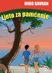 Naslovnica knjige: Ljeto za pamćenje