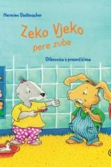 Naslovnica knjige: ZEKO VJEKO PERE ZUBE