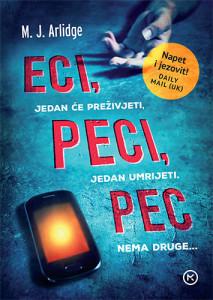 Naslovnica knjige: ECI, PECI, PEC
