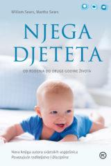 Naslovnica knjige: Njega djeteta od rođenja do druge godine života