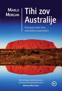 Naslovnica knjige: Tihi zov Australije
