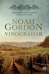 Naslovnica knjige: Vinogradar