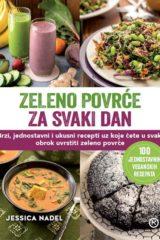 Naslovnica knjige: Zeleno povrće za svaki dan