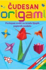 Naslovnica knjige: Čudesni origami