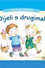 Naslovnica knjige: MOJ PRVI BONTON – DIJELI S DRUGIMA!