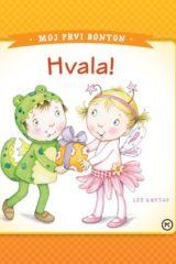 Naslovnica knjige: MOJ PRVI BONTON – HVALA!