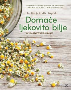 Naslovnica knjige: Domaće ljekovito bilje