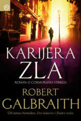 Naslovnica knjige: Karijera zla