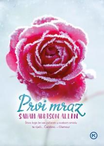 Naslovnica knjige: Prvi mraz