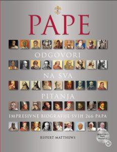 Naslovnica knjige: Pape – odgovori na sva pitanja