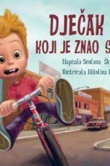 Naslovnica knjige: Dječak koji je znao sve