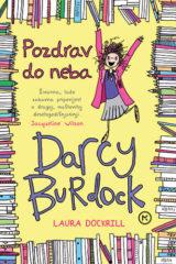 Naslovnica knjige: DARCY BURDOCK – POZDRAV DO NEBA