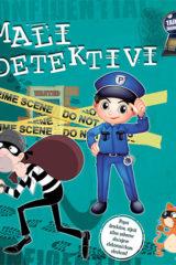 Naslovnica knjige: Mali detektivi