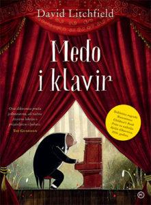 Naslovnica knjige: MEDO I KLAVIR