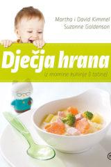 Naslovnica knjige: DJEČJA HRANA