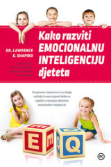 Naslovnica knjige: Kako razviti emocionalnu inteligenciju djeteta