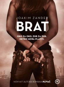Naslovnica knjige: BRAT