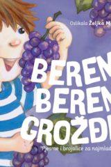 Naslovnica knjige: Berem, berem grožđe
