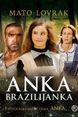 Naslovnica knjige: ANKA BRAZILIJANKA