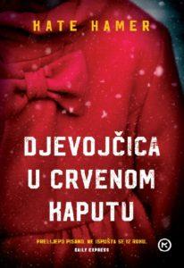 Naslovnica knjige: DJEVOJČICA U CRVENOM KAPUTU