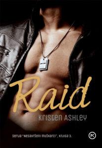Naslovnica knjige: RAID