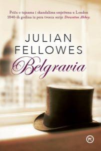 Naslovnica knjige: BELGRAVIA