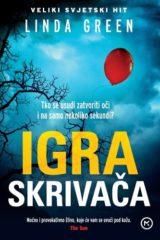 Naslovnica knjige: IGRA SKRIVAČA