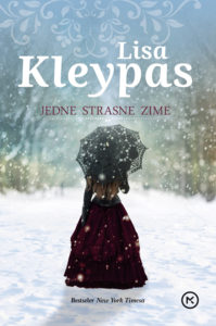Naslovnica knjige: Jedne strasne zime