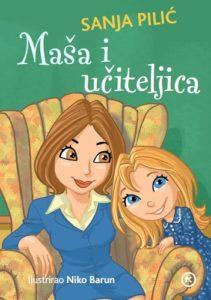 Naslovnica knjige: Maša i učiteljica