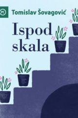 Naslovnica knjige: ISPOD SKALA