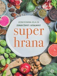 Naslovnica knjige: Superhrana