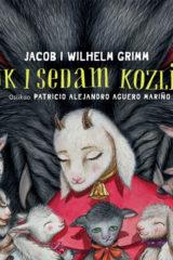 Naslovnica knjige: VUK I SEDAM KOZLIĆA