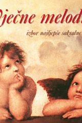 Naslovnica knjige: VJEČNE MELODIJE CD
