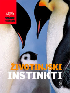 Naslovnica knjige: Životinjski instikti