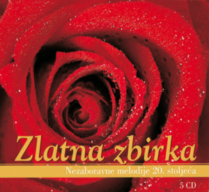 Naslovnica knjige: ZLATNA ZBIRKA CD