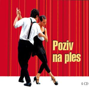 Naslovnica knjige: Poziv na ples CD