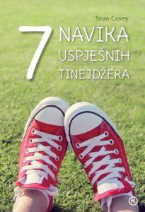 Naslovnica knjige: 7 NAVIKA USPJEŠNIH TINEJDŽERA