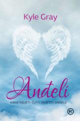 Naslovnica knjige: Anđeli – kako vidjeti, čuti i osjetiti anđele