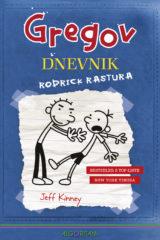 Naslovnica knjige: Gregov dnevnik: Rodrick rastura