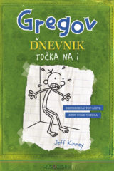 Naslovnica knjige: Gregov dnevnik: Točka na i