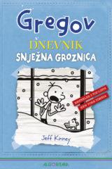 Naslovnica knjige: Gregov dnevnik: Snježna groznica