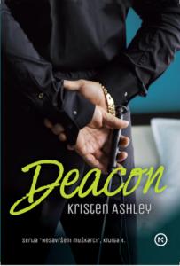 Naslovnica knjige: DEACON